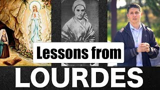 Download Lessons from Lourdes: Our Lady of Lourdes and St. Bernadette Video