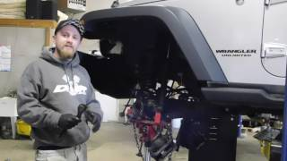 Download Jeep Death Wobble Explained! Video