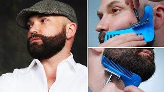 Download The Beard Bro Beard Shaping Tool- How-to Tutorial Video