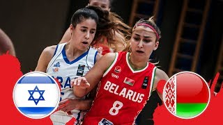 Download Israel v Belarus - Semi-Final - Full Game - FIBA U18 Women's European Championship Division B 2018 Video