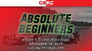 Download Absolute Beginners Season 11 Formula Neagle - Round 5 - Lime Rock Park Video