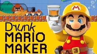 Download DRUNK MARIO MAKER - Super Mario Maker Gameplay Video
