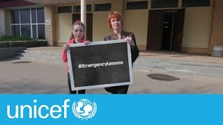 Download #EmergencyLessons: My favourite school teacher | UNICEF Video