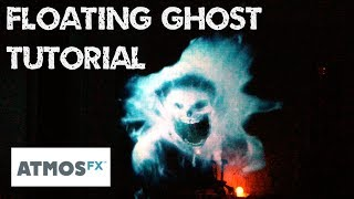 Download Spooky Floating Ghost Effect using the AtmosFX Digital Decorating Kit Plus Video