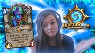 Download [Hearthstone] How Useful is Chameleos? Video