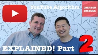 Download YouTube Algorithm Questions Explained by YouTube Employees (Part 2) Video