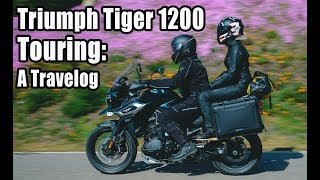 Download Touring on the 2018 Triumph Tiger 1200: A Travelog Video
