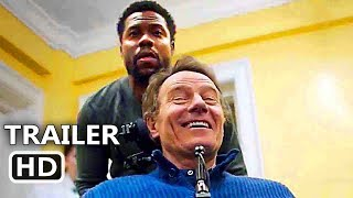 Download THE UPSIDE Official Trailer (2019) Kevin Hart, Bryan Cranston Movie HD Video