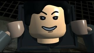 Download LEGO Harry Potter Years 1-4 All Cutscenes Video