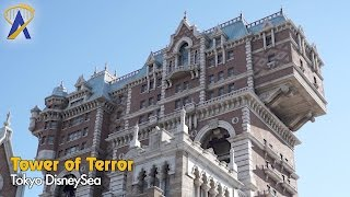 Download Tower of Terror at Tokyo DisneySea - 2017 Ride POV Video