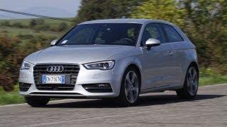 Download Nuova Audi A3, la prova del 2.0 TDI 150 CV Ambition Video