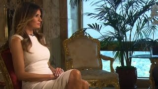 Download Melania Trump entire CNN interview (Part 2 with Anderson Cooper) Video