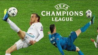 Download 10 Best Goals of Champions League 2018 Video