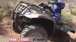 Download ATV Television Test - 2006 Suzuki Eiger 4004x4 Video