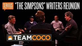 Download ″The Simpsons″ Writers Reunion - Serious Jibber-Jabber with Conan O'Brien - CONAN on TBS Video