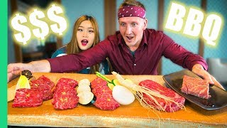 Download Most EXPENSIVE KOREAN BBQ in the WORLD! How much and is it Worth It? Video