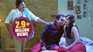 Download Attarintiki Daredi Comedy Scenes    Aahalya Drama Scene (Lalitha Kalalu) - Pawan Kalyan Video