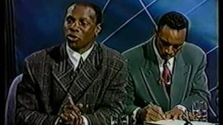 Download Chris Eubank and Nigel Benn sign the fight contract ! (Funny) Video