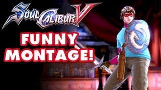 Download SoulCalibur V Montage - Funny Moments Compilation (The Best of ZackScottGames) Video