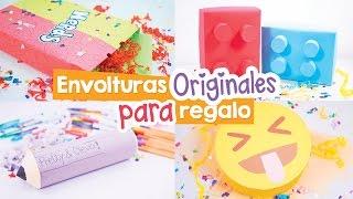 Download CAJAS DE REGALO ORIGINALES ¡Sorprende a tus amigos! ✎Craftingeek Video