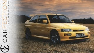 Download Ford Focus RS vs Ford Escort RS Cosworth - Carfection Video