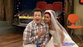 Download Gibby's Head Gets Hitched! - iCarly Video