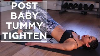 Download Get Back in Shape After Pregnancy | Post Pregnancy Exercises | Tummy Tighten Video