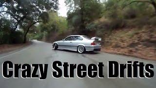 Download Craziest Street Drifts Ever (Street Drifting 2017) Video