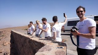 Download ROAD TRIP TO MARRAKECH from Sahara Desert - MOROCCO VLOG Video