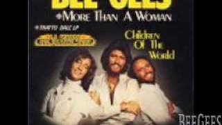 Download Bee Gees - More Than A Woman (With Lyrics) Video