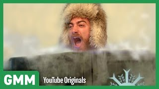 Download Freezing Our Bodies For 3 Minutes | Cryotherapy Test Video