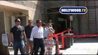 Download Arnold Schwarzenegger Smokes Cigars Friday Afternoon Video