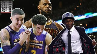 Download Favorite NBA Players According to NBA Rookies Video