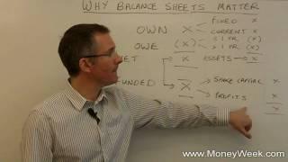 Download What is a balance sheet? - MoneyWeek Investment Tutorials Video