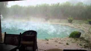 Download Arizona Hail Storm Video