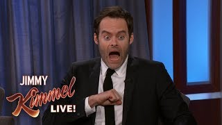 Download The Moment Bill Hader Realized Reality TV was Fake Video