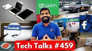 Download Tech Talks #459 - Oneplus 6, Aadhaar Leak, Folding iPhone, YouTube in India, Jio Music +Saavn Video