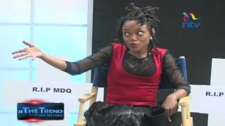 Download Kyki goes ham on fellow female rappers, Khaligraph in epic rant - #theTrend Video