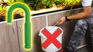 Download Python Hook Water Change Accessory. A Must Have for any Fish Room or Serious Fish Keeper. Video
