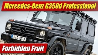 Download Forbidden Fruit: Mercedes-Benz G350d Professional Video