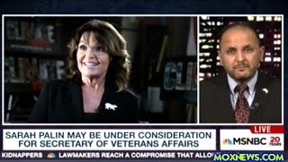 Download Sarah Palin Being Considered To Head The Veterans Administration! Video