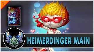 Download Rezone - Heimerdinger Main Compilation | 1MILLION MASTERY POINTS - League of legends Video
