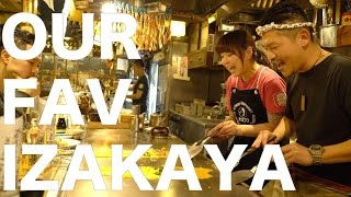 Download Our Favorite Izakaya Video