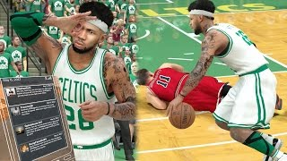 Download NBA 2k17 MyCAREER Playoffs - Social Media Backlash! Triple Back to Back Ankle Breaker! SFG5 Ep. 100 Video