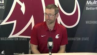 Download Matt Leach Press Conference 3/19/19 Video