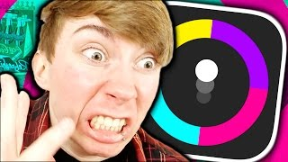 Download COLOR SWITCH (iPhone Gameplay Video) Video