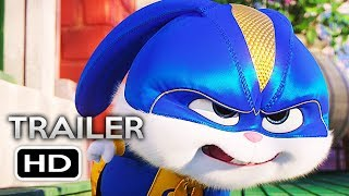 Download THE SECRET LIFE OF PETS 2 Official Teaser Trailer 3 (2019) Animated Movie HD Video