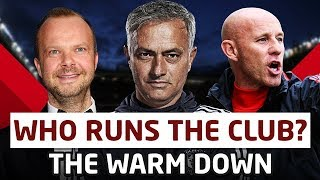 Download Who Is Really Running Manchester United? | Tony Park | The Warm Down Video
