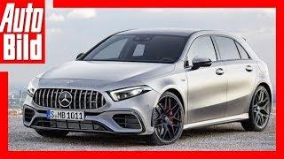 Download Zukunftsaussicht: Mercedes-AMG A 45 (2018) Details/Erklärung Video
