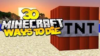 Download 30 Ways To Die In Minecraft Video
